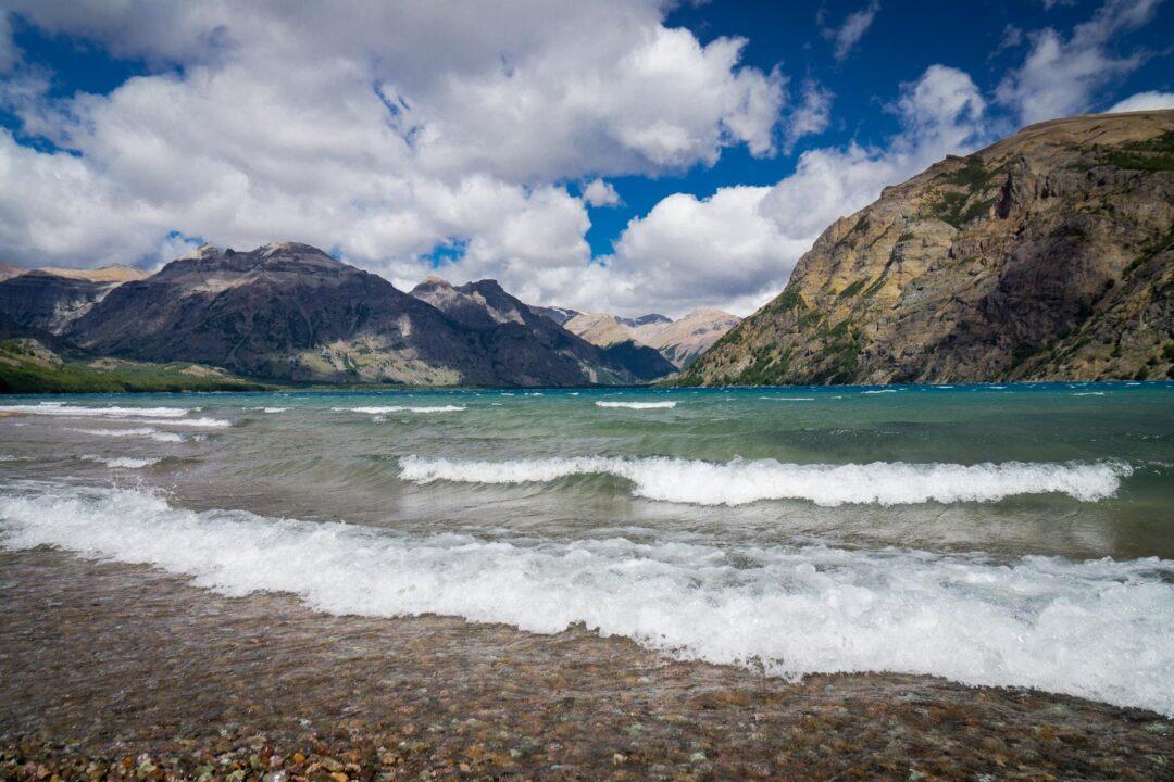 Lake Jeinimeni - Hut to Hut Trekking, Patagonia National Park Chile.