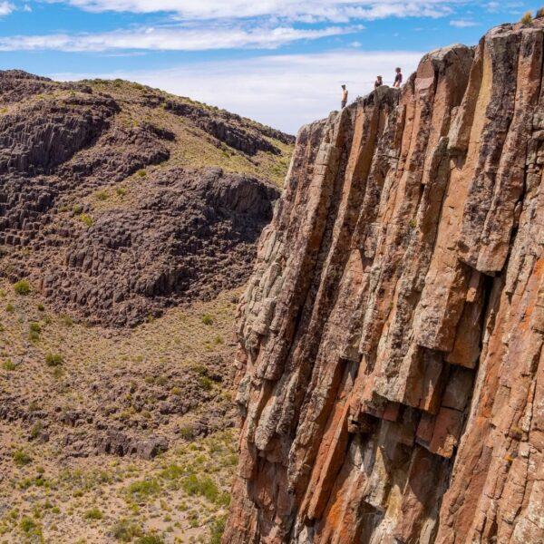 Cerro de la Calle - La Ascensión Section, Patagonia National Park Argentina. (Credit: Fundación Flora y Fauna Argentina)