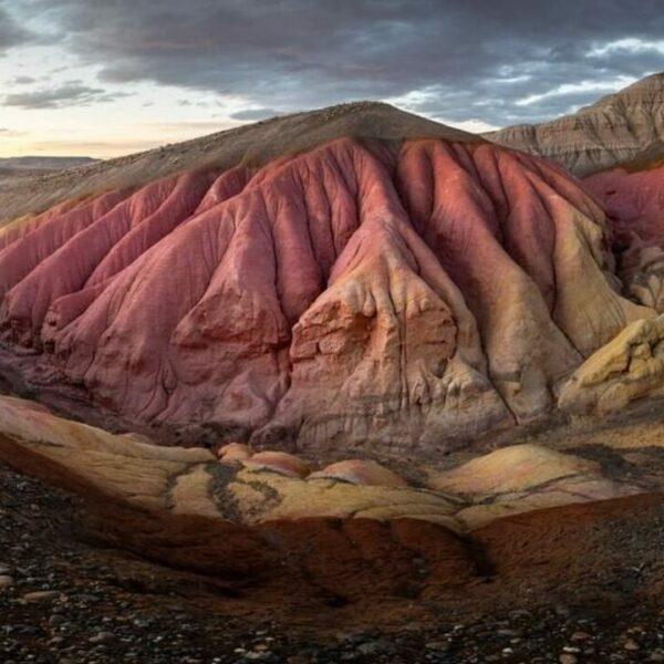 Tierra de Colores (Land of Colors) - Cueva de las Manos Section, Patagonia National Park Argentina. (Credit: Fundación Flora y Fauna Argentina)